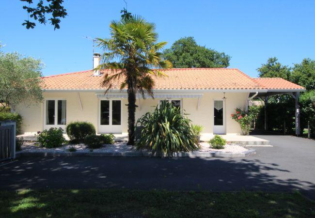 Maison à Andernos-les-Bains - Villa 3 chambres Bassin d'Arcachon confortable et moderne