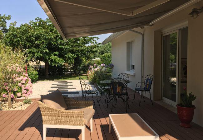 Maison à Andernos-les-Bains - Jolie villa fonctionnelle 3 chambres à proximité de la plage