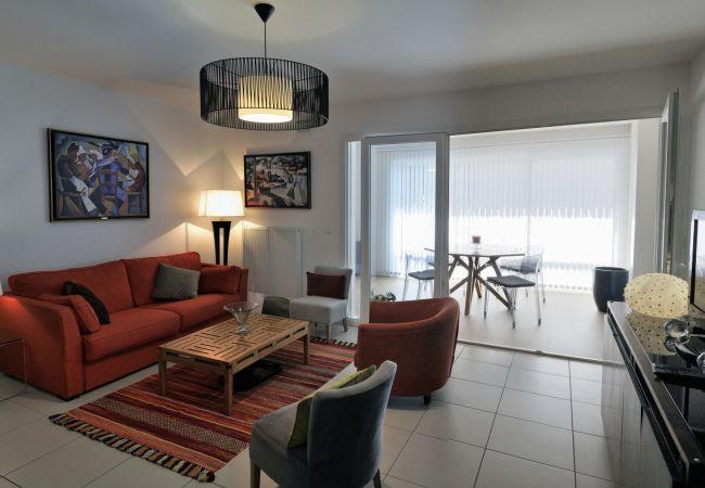 Appartement à Andernos-les-Bains - Superbe appartement 4 personnes proche du centre et de la plage