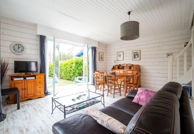 Maison à Andernos-les-Bains - Maison 4 chambres proche du centre et de la plage