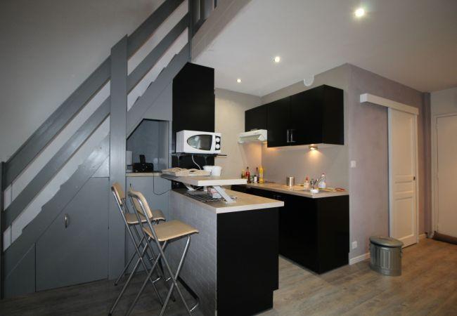 Appartement à Andernos-les-Bains - Superbe appartement 4 personnes centre ville