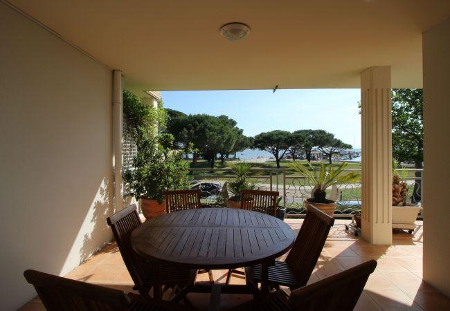 Appartement à Andernos-les-Bains - Magnifique appartement front de mer