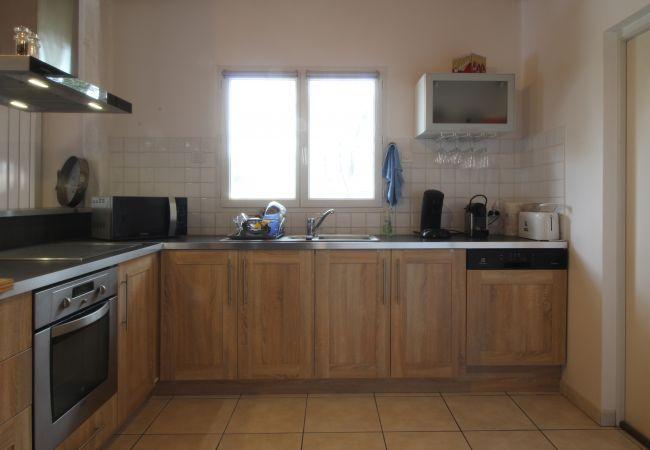 Maison à Andernos-les-Bains - Agréable maison 6 couchages au calme