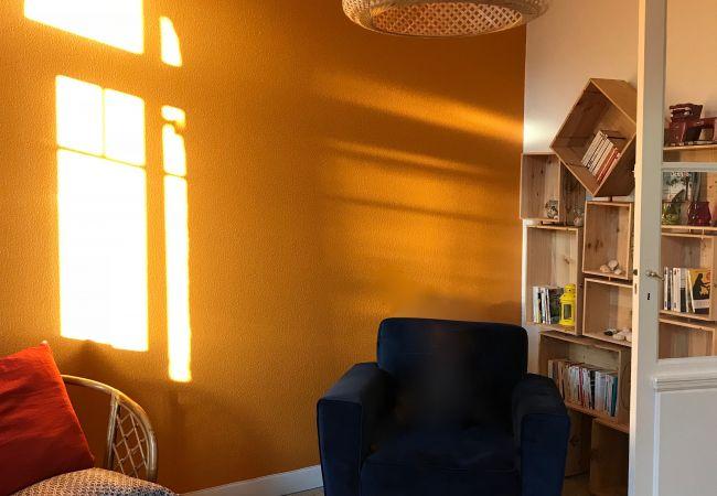 Maison à Andernos-les-Bains - Petite maison 2 chambres 4 personnes