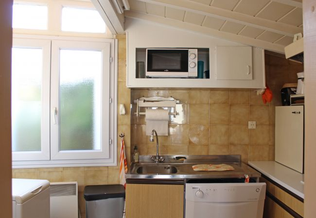 Appartement à Arès - Appartement 2 personnes proche de la plage