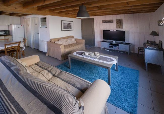 Maison à Andernos-les-Bains - Superbe maison bois pour 5 personnes